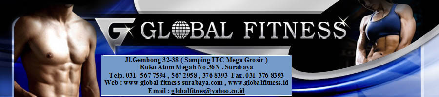 Global Fitness Surabaya - Jual Alat Fitness Murah Commercial & Home Use Terlengkap