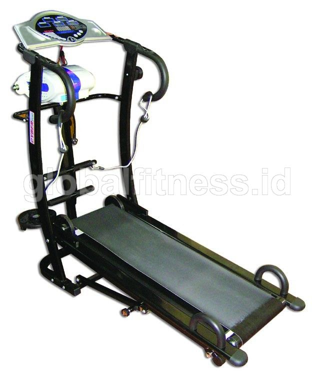 TREADMILL MANUAL 6F TYPE F-5008