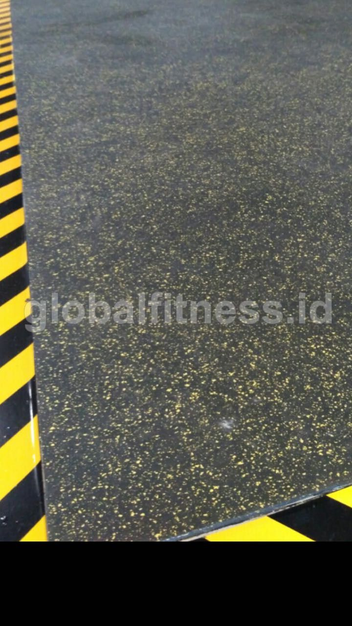 Rubber Flooring Springkle