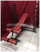 Bench Press 3in1 ( 3posisi )