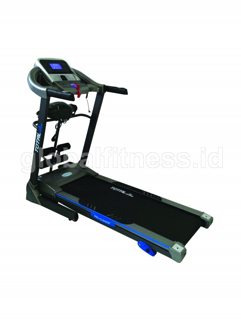 Treadmill  2 HP - TL 266 + Mass (Manual Incline)