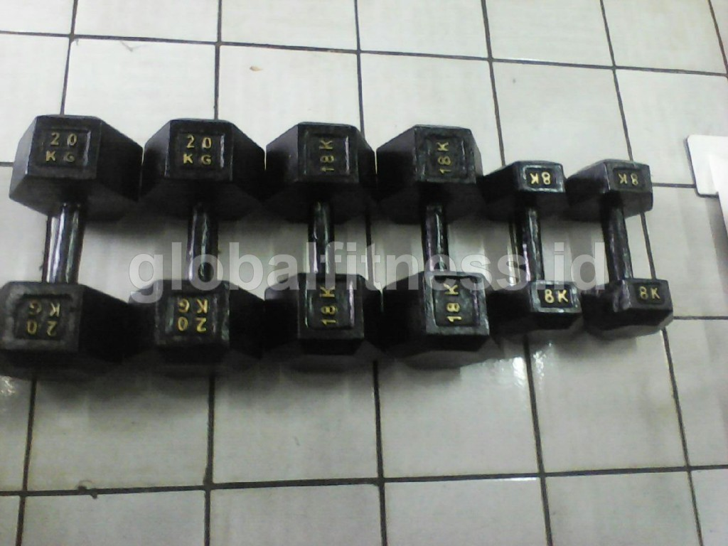 Dumbell Hexa Iron