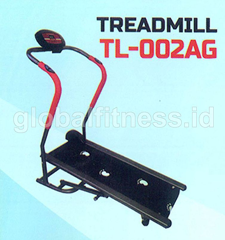 Treadmill Manual TL-002 1 Fungsi