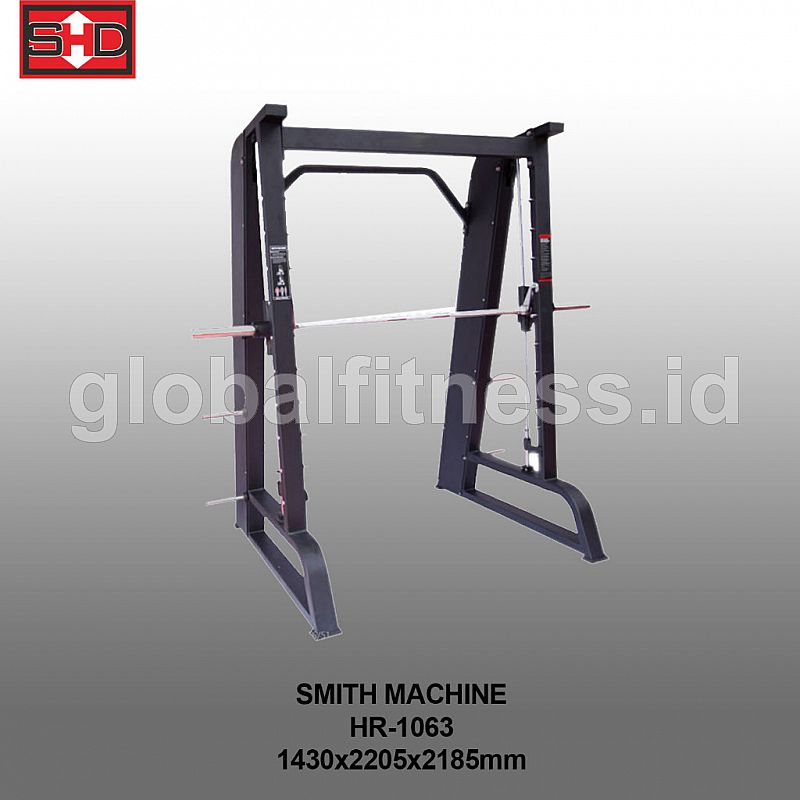 SMITH MACHINE HR-1063