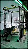 "Smith Machine+Katrol+Rowing ""Antares'"